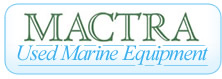Mactra Used Marine Equipment