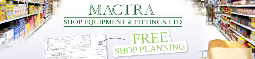 Mactra Shop Equipment & Fittings Ltd - Free Shop Planning